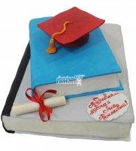 №1208 Торт на выпускной
