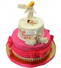 №1299 Детский торт на крещение