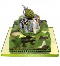 №1307 Торт военному