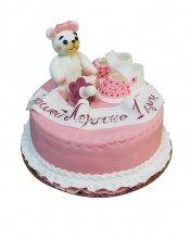 №060 Детский торт на 1 годик