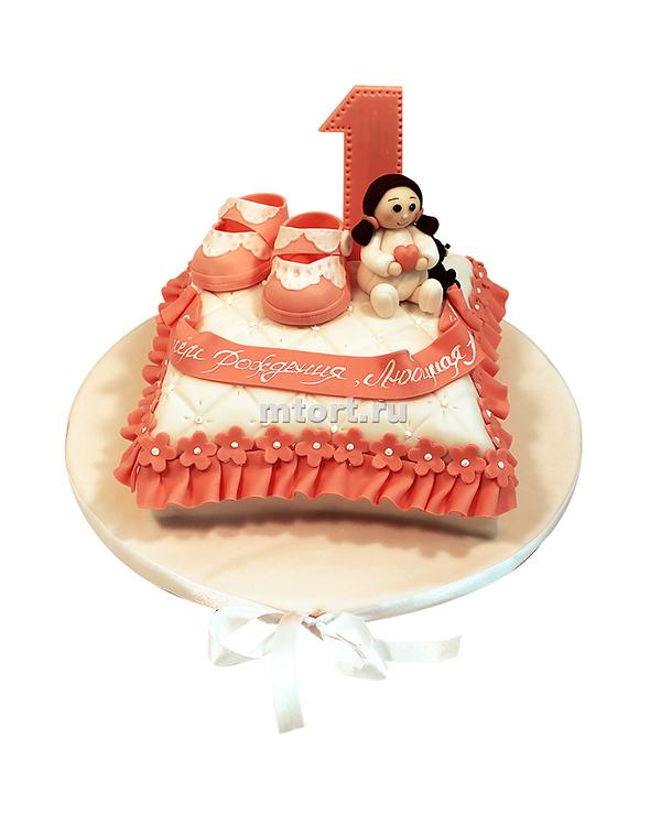 №061 Детский торт на 1 годик