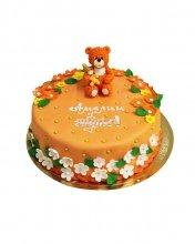 №063 Детский торт с мишкой