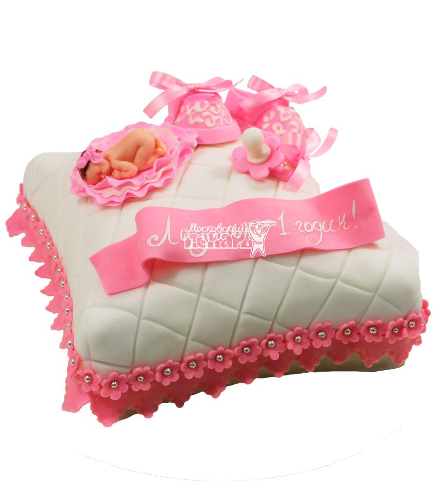 №095 Детский торт на 1 годик