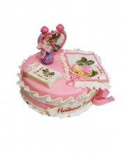№100 Детский торт на 1 годик