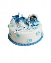 №132 Детский торт на 1 годик