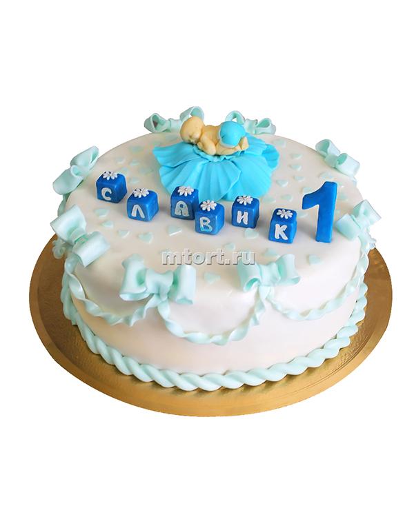 №148 Детский торт на 1 годик