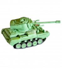 №1360 3D Торт танк