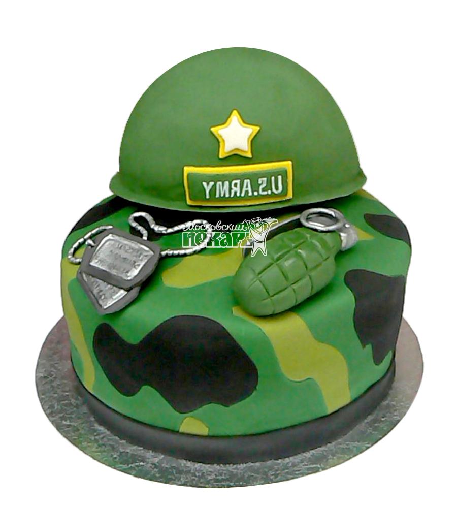 №1363 Торт военному