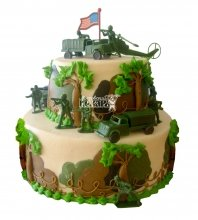 №1371 Торт военному