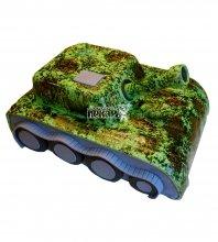 №1373 3D Торт танк