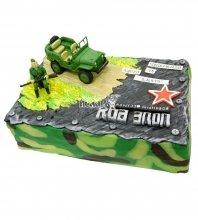№1384 Торт военному