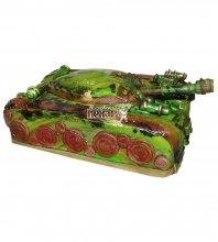 №1385 Торт танк