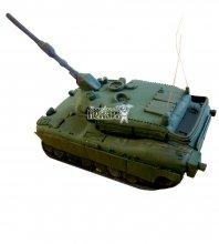 №1386 3D Торт танк