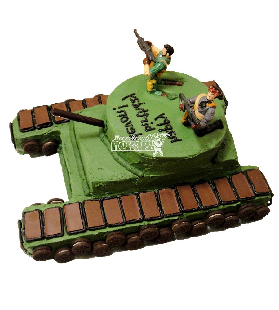 №1388 Торт военному