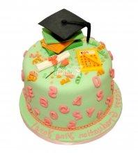 №1416 Торт выпускнику