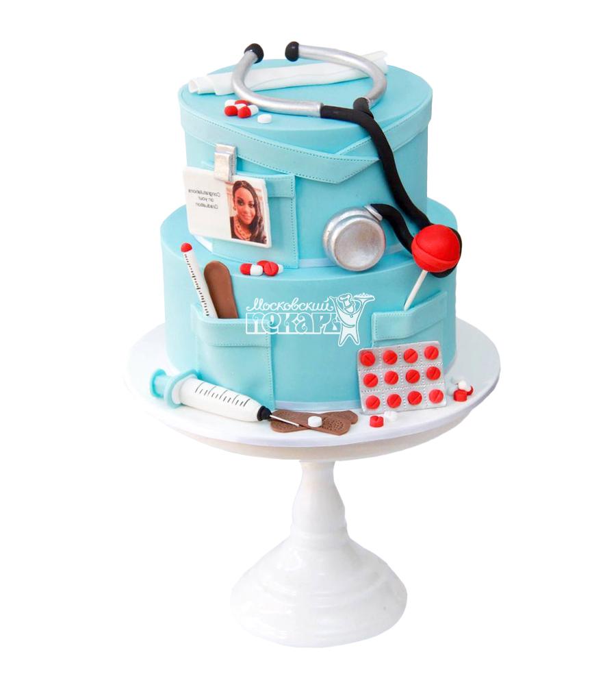 №1422 Торт врачу