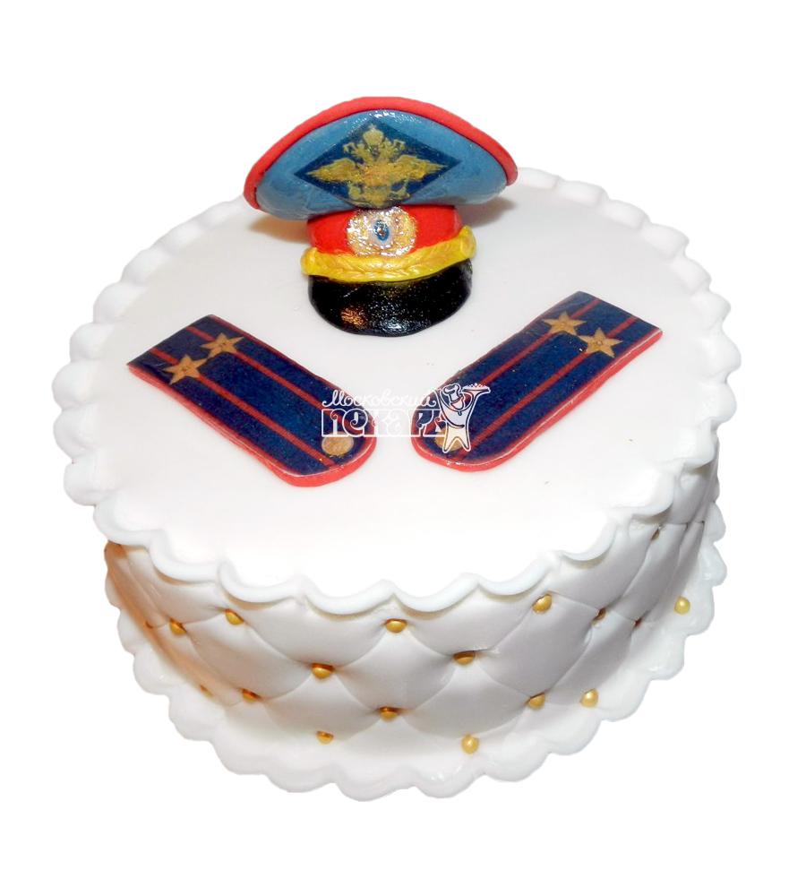 №1426 Торт военному погоны