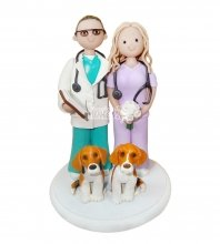 №1432 3D Торт врачу ветеринару