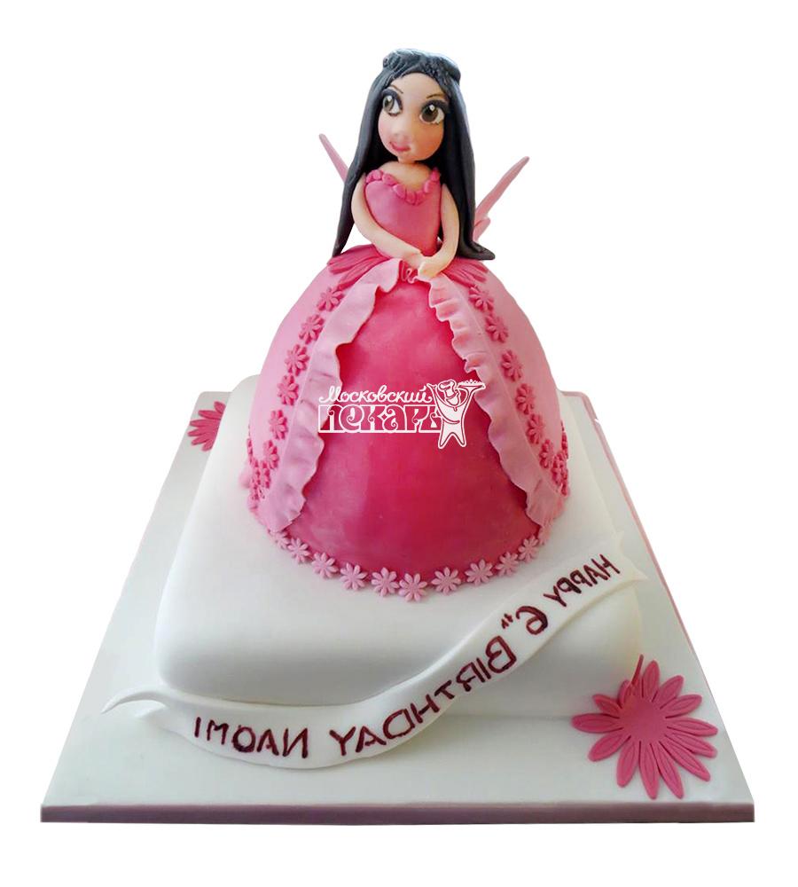 №1437 Торт фея