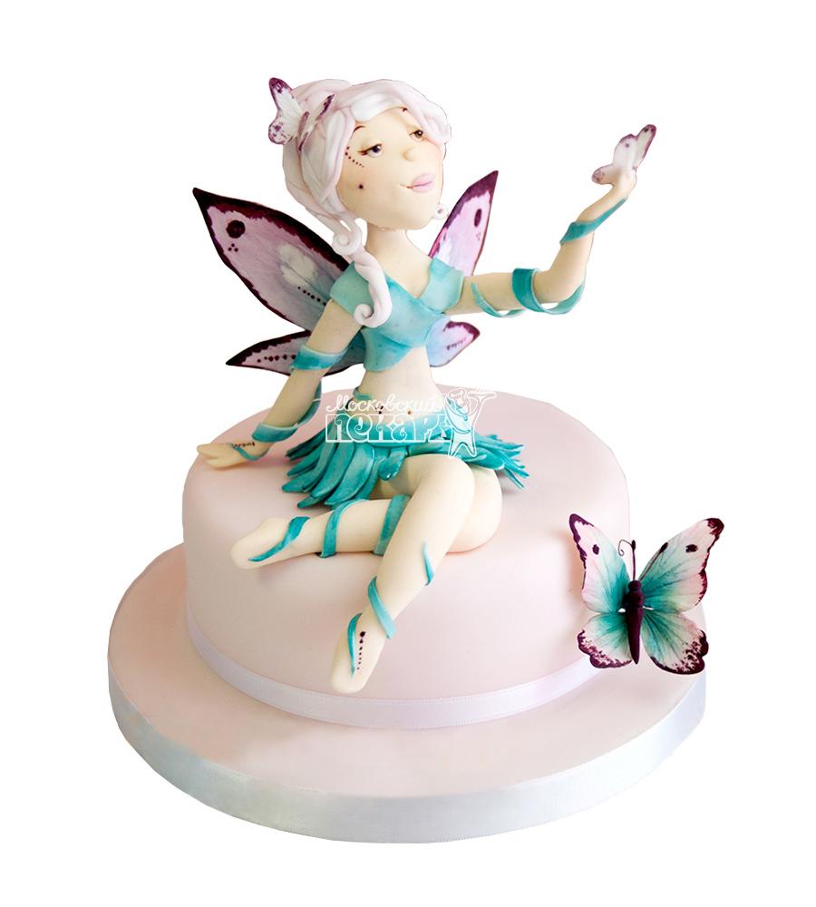 №1438 Торт фея