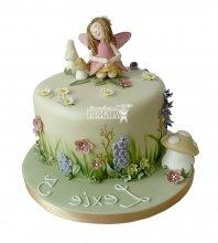 №1439 Торт фея