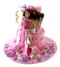 №1445 Торт фея