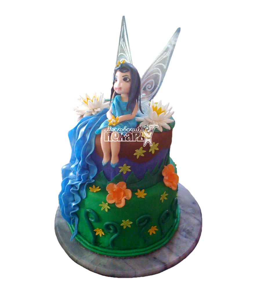 №1446 Торт фея