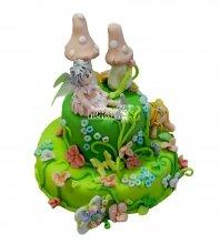 №1447 Торт фея