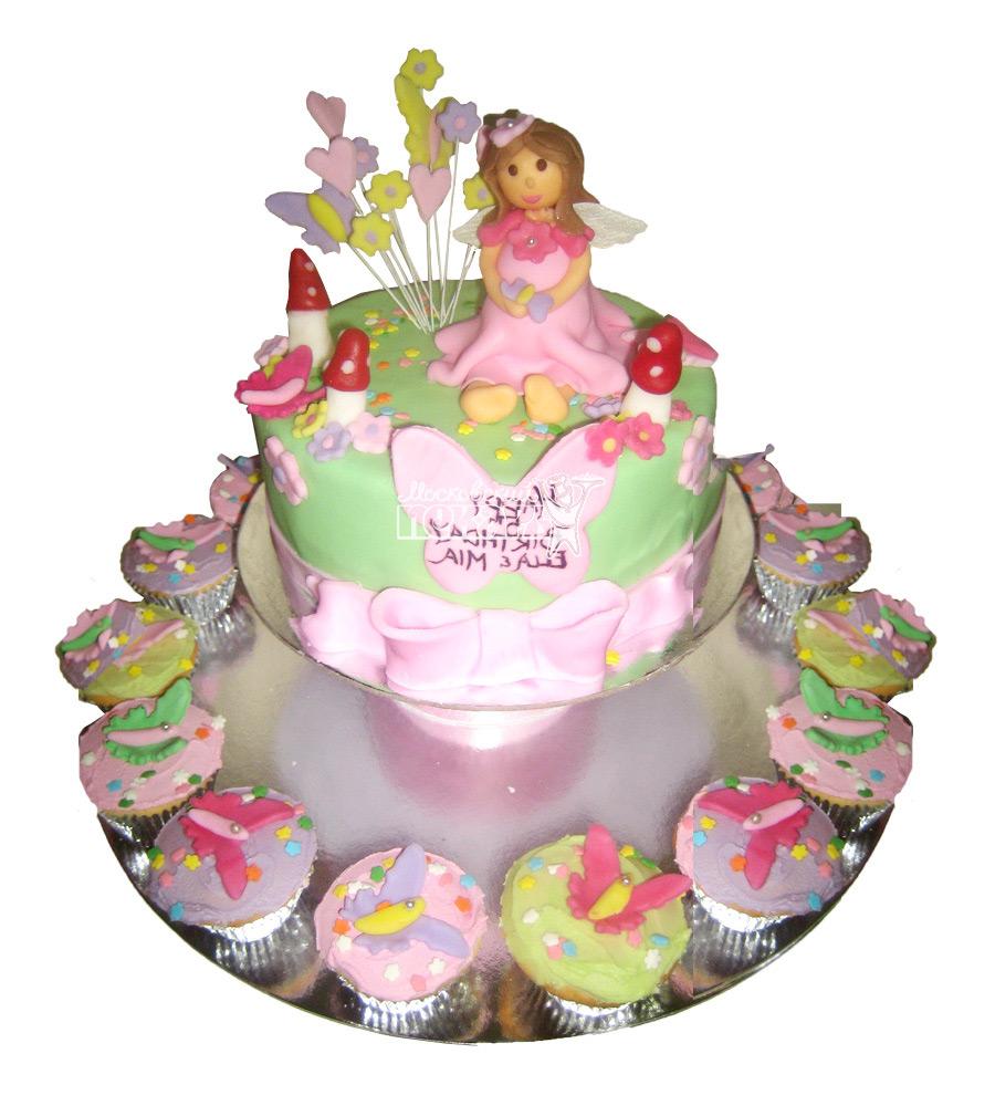 №1449 Торт фея
