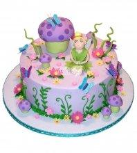 №1452 Торт фея