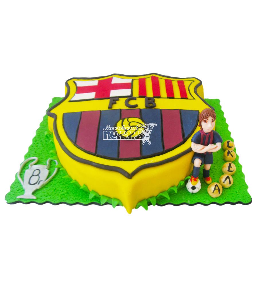 №1465 Торты Барселона
