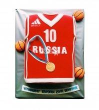 №1468 Торт баскетбольная форма