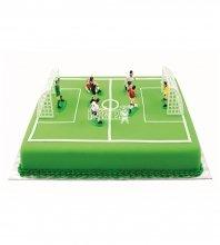 №1473 Торт футбольное поле