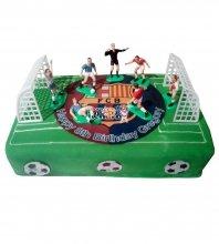 №1476 Торт футбольное поле