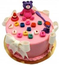 №1480 Торт на 1 годик
