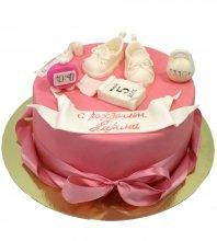 №1491 Детский торт на рождение