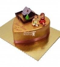 №1495 Торт на годовщину