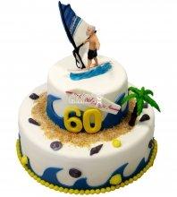 №1498 Торт на день рождения