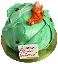 №1502 Детский торт на рождение