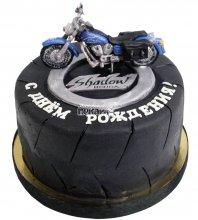 №1524 Торт мотоцикл