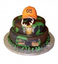 №1536 Торт охотнику