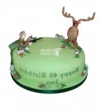№1539 Торт охотнику