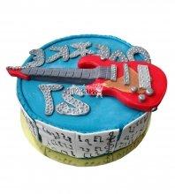 №1542 Торт музыканту