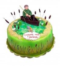 №1545 Торт рыбаку