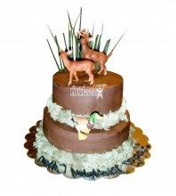 №1553 Торт охотнику
