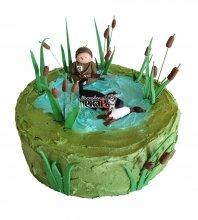 №1554 Торт охотнику