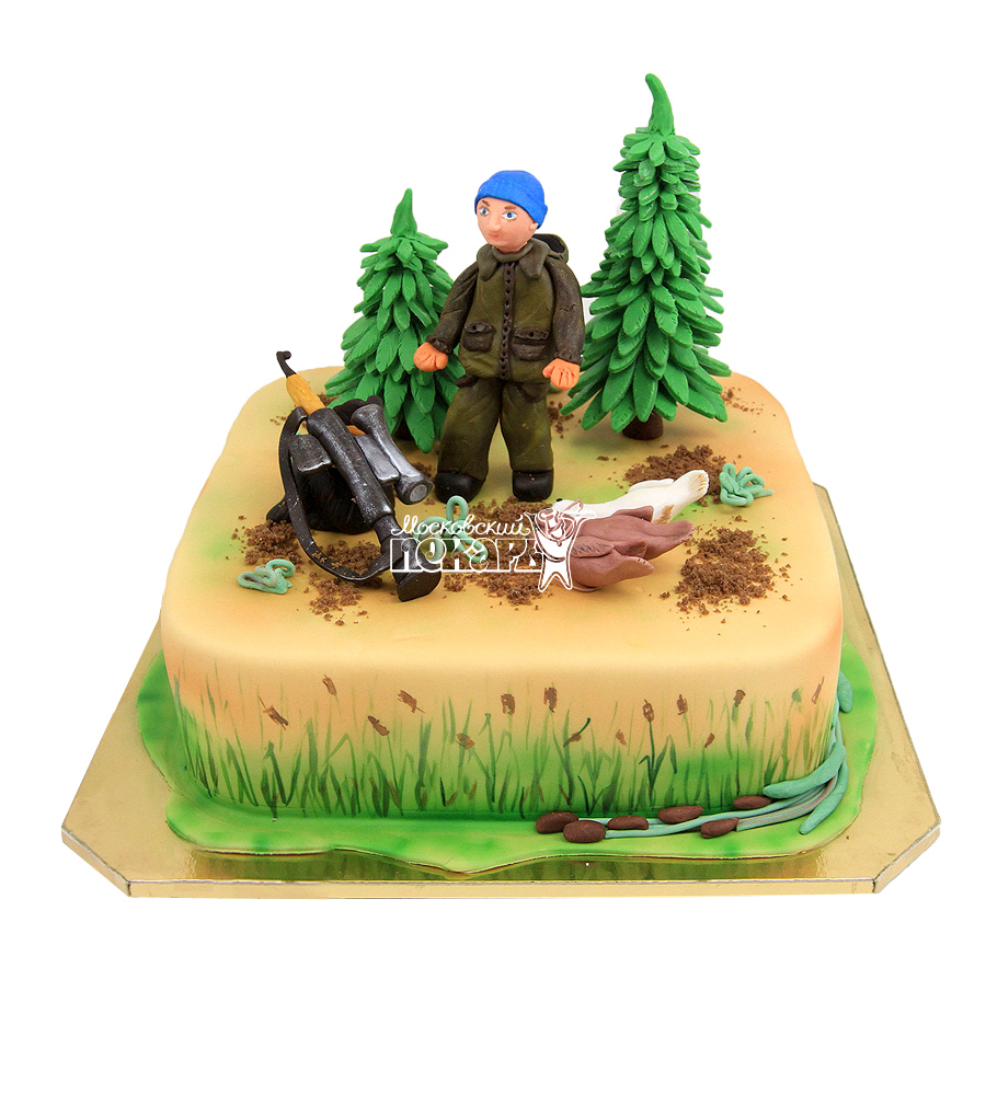 №1559 Торт охотнику