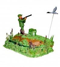 №1560 Торт охотнику