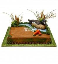№1564 Торт охотнику