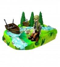 №1565 Торт охотнику
